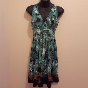 3 for $25-Papillion Persian Style Dress Size Small